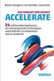 Das Mindset von DevOps: Accelerate (eBook, ePUB)