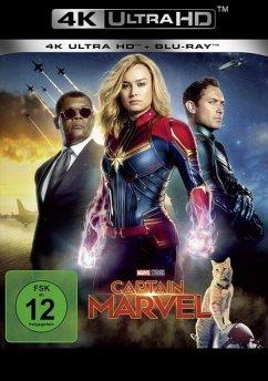 Captain Marvel (4K UHD)