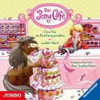Eine Fee im Kuchenparadies / Das Pony-Café Bd.5 (MP3-Download)