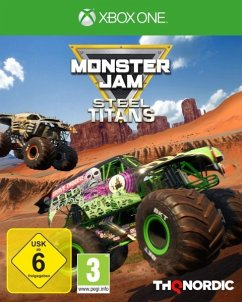Monster Jam Steel Titans (Xbox One)