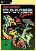 Performance Games Retro (80er und 90er Spiele-Klassiker)
