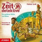Die goldene Göttin von Athen / Die Zeitdetektive Bd.40 (MP3-Download)