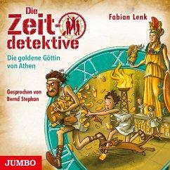 Die goldene Göttin von Athen / Die Zeitdetektive Bd.40 (MP3-Download) - Lenk, Fabian