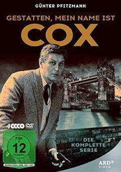 Gestatten, mein Name ist Cox - Die komplette Serie DVD-Box