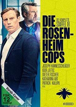 Die Rosenheim-Cops - Die komplette Staffel 18 DVD-Box