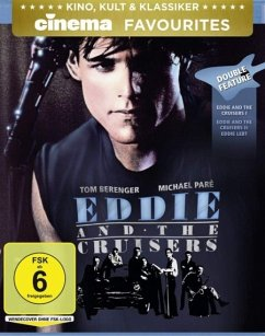 Eddie And The Cruisers (Double Feature, Teil 1+2)