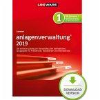Lexware Anlagenverwaltung 2019 Jahresversion 365-Tage (Download für Windows)