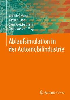 Ablaufsimulation in der Automobilindustrie