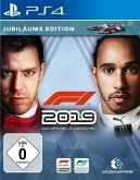 F1 2019 Jubiläums Edition (PlayStation 4)