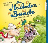 Der Muskelkater-Fall / Die Heuboden-Bande Bd.2 (1 Audio-CD)