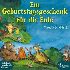 Ein Geburtstagsgeschenk für die Eule, 2 Audio-CDs - Gürth, Claudia M.