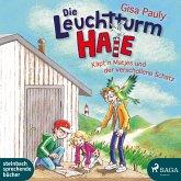Die Leuchtturm-HAIE - Käpt'n Matjes und der verschollene Schatz, 2 Audio-CDs