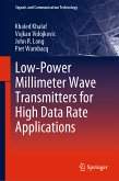 Low-Power Millimeter Wave Transmitters for High Data Rate Applications (eBook, PDF)