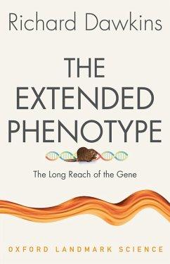 The Extended Phenotype (eBook, ePUB) - Dawkins, Richard