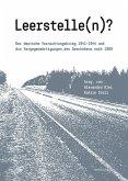 Leerstelle(n)? (eBook, PDF)