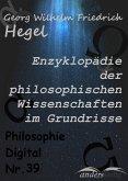 Enzyklopädie der philosophischen Wissenschaften im Grundrisse (eBook, ePUB)