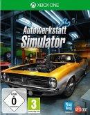 Autowerkstatt Simulator (Xbox One)