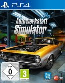 Autowerkstatt Simulator (PlayStation 4)