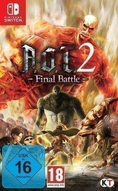 A.O.T. 2: Final Battle (Nintendo Switch)