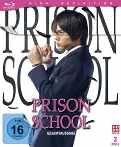 Prison School (Live Action) - Gesamtausgabe Limited Edition