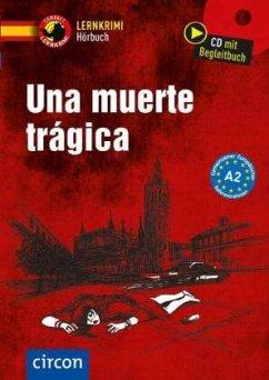 Una muerte trágica, 1 Audio-CD - Martín, Mario