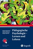 Pädagogische Psychologie - Lernen und Lehren (eBook, PDF)