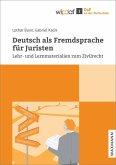 Deutsch als Fremdsprache für Juristen (eBook, PDF)