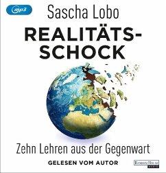 Realitätsschock, 1 Audio-CD, MP3-Format - Lobo, Sascha