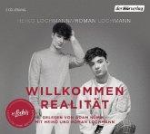 Willkommen Realität, 2 Audio-CDs
