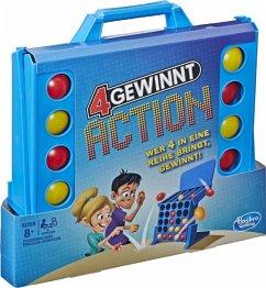 Hasbro E3578100 - 4 Gewinnt Action