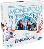Hasbro E5066100 - Disney, Frozen, Monopoly die Eiskönigin 2, Familienspiel, Kinderspiel