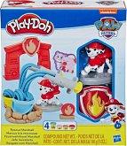 Hasbro Play-Doh E6887EU5 - PD PAW Patrol Toolset, Knete, Feuerwehrhund Marshall