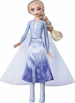 Hasbro E7000ES0 - Disney, Frozen 2, Lichtzauber Elsa, Puppe