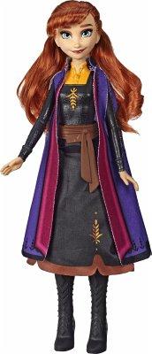 Hasbro E7001ES0 - Disney, Frozen 2, Lichtzauber Anna, Puppe