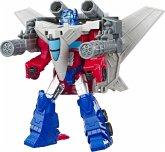Hasbro E4328ES0 Transformers Spielzeuge Cyberverse Spark Armor Optimus Prime A