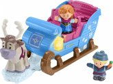 Fisher-Price Little People Disney's Frozen Kristoffs Schlitten