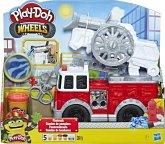 Hasbro E6103EU4 - Play-Doh, Wheels Feuerwehrauto, Knete