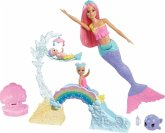 Mattel FXT25 Barbie Dreamtopia Full Story Playset und Puppe