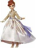 Hasbro E6844EU40 - Disney Frozen II, Eiskönigin 2, Anna, Arendelle, Puppe