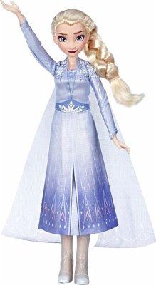 Hasbro E6852GC0 - Disney, Frozen II, singende Elsa, Eiskönigin, Puppe