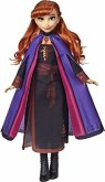 Hasbro E6710ES0 - Disney, Frozen 2, Eiskönigin Anna, Puppe