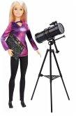Barbie Astrophysikerin Puppe