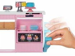 Barbie Tortenbäckerei und Puppe Spielset