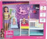 "Mattel GFL38 Barbie ""Skipper Babysitters Inc."" Nursery Playset"