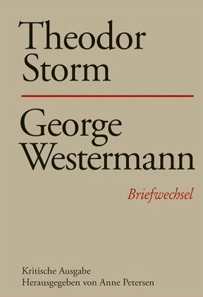 Theodor Storm - George Westermann