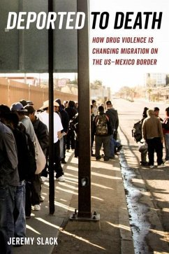 Deported to Death (eBook, ePUB) - Slack, Jeremy