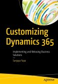Customizing Dynamics 365 (eBook, PDF)