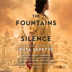 The Fountains of Silence, 8 Audio-CDs - Sepetys, Ruta