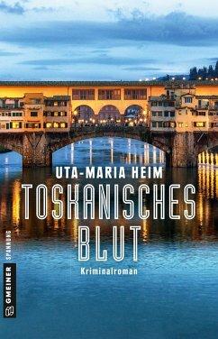 Toskanisches Blut / Pfarrer Fischer Bd.3 - Heim, Uta-Maria