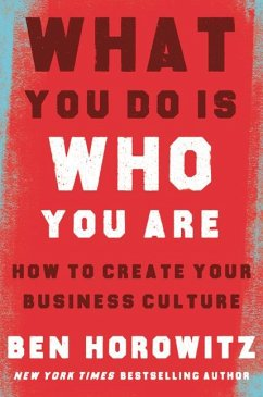 What You Do Is What You Are - Horowitz, Ben